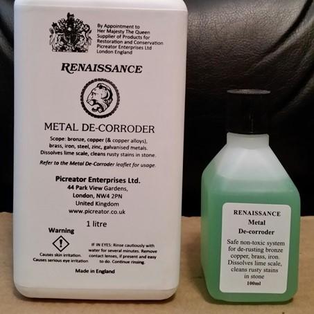 Renaissance Metal De-Corroder (2)