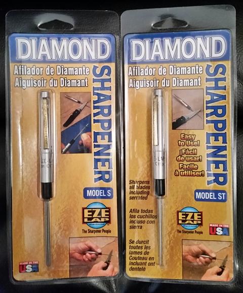 EZE-LAP Sharpeners